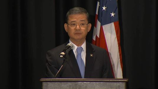 Eric Shinseki, Veteran Affairs Secretary