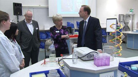 NHS chief executive Simon Stevens