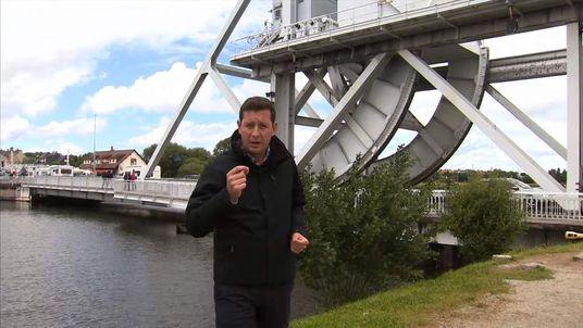 Sky's Defence Correspondent Alistair Bunkall.