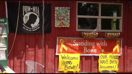 Bowe Bergdahl's home town of Hailey Idaho