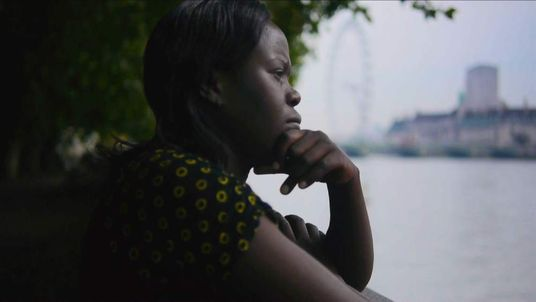 Poline Akello was raped in Uganda after being abducted from her home