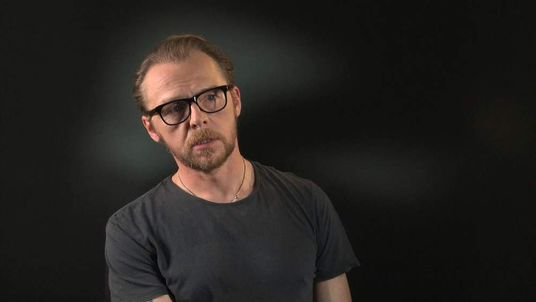 Simon Pegg on Rik Mayall
