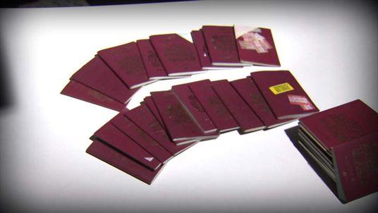 Apple Passports