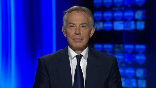 Tony Blair On Murnaghan Discussin Middle East Iraq Syria Libya