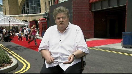 Apple entertainment week robbie coltrane