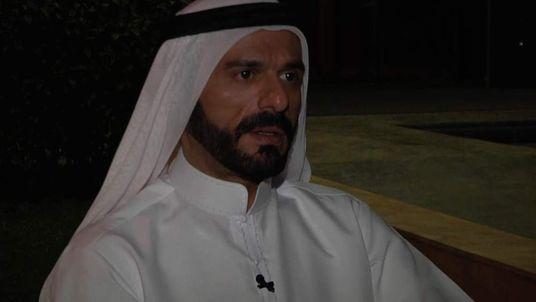Iraq Sunni Leader Sheikh Ali Al-Salman