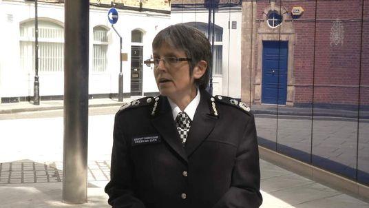 Met Police Assistant Commissioner Cressida Dick