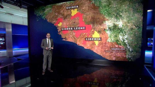 Thomas Moore explains the spread of Ebola virus