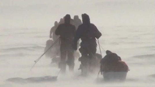 Ice Warrior Challenge Trek To Arctic