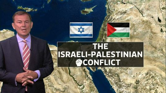 Andrew Wilson explains the background to the Israel-Palestine conflict