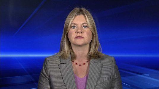 International Development Secretary Justine Greening MP