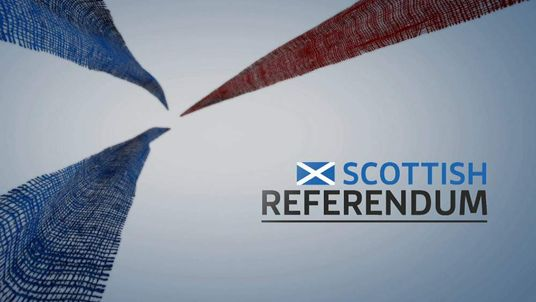 Scottish referendum slate