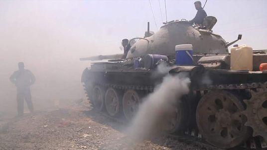 Iraq Peshmerga
