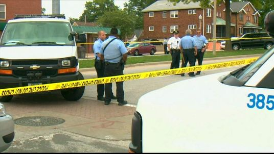 Robbery suspect shot dead by police in St Louis