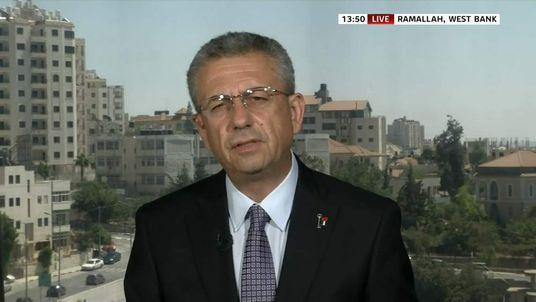 Dr Mustafa Barghouti