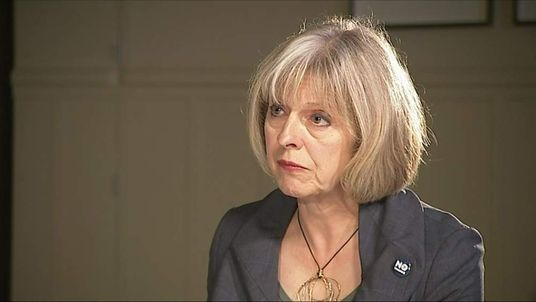 Home Secretary, Theresa May MP