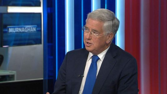 MICHAEL FALLON MP - DEFENCE SECRETARY