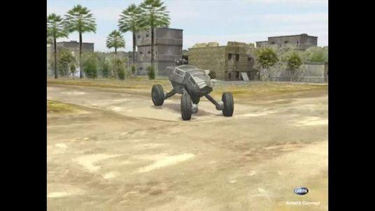 US military unveil concept vehicle