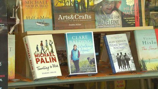 Bookshops Prepare For Super Thursday COTTER