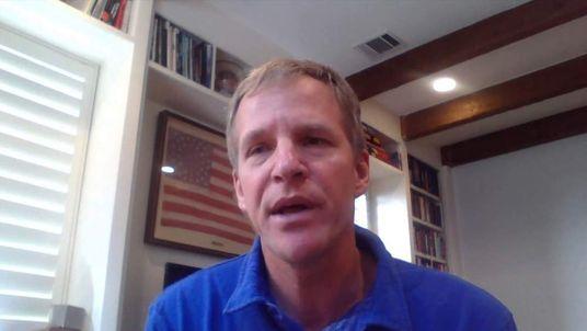 Former Astronaut Scott Parazynski