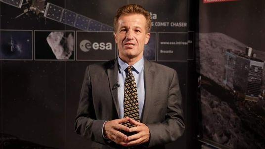 Nasa scientist Artur Chmielewski
