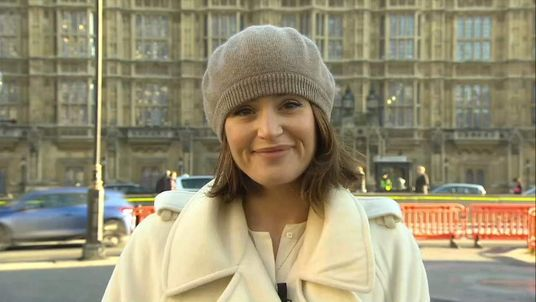 Actress Gemma Arterton speaks to Sky News about equal pay.