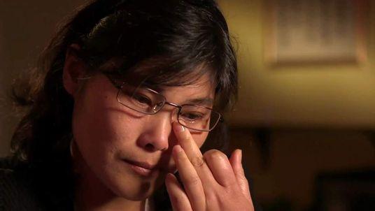 Defector Park Ji-hyun has spoken about life in a North Korean labour camp.