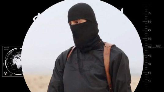 """""""Jihadi John"""" Image"""