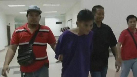 Borneo fisherman  Zulkipli Abdullah  guilty of murdering Neil Dalton and Aidan Brunger