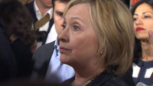 Hillary Clinton answers questions about those emails
