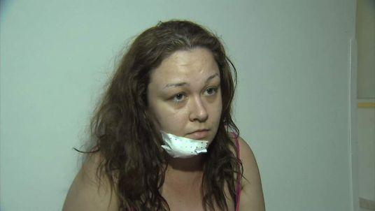 Rebecca Smith survivor screen grab