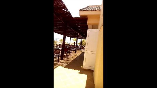 Tunisia gunman Seifeddine Rezgui in restaurant