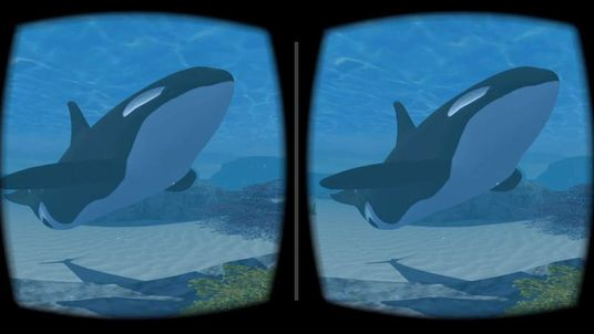 Peta Virtual Reality project screengrab