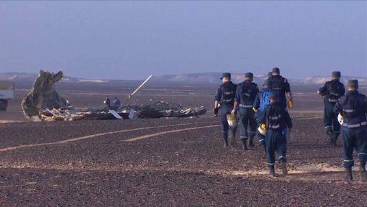 Egypt plane crash