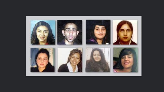 Honour killing victims