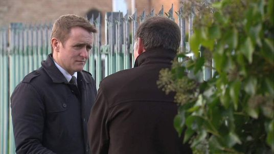 A Leicestershire care home worker speaks to Sky's Tom Parmenter