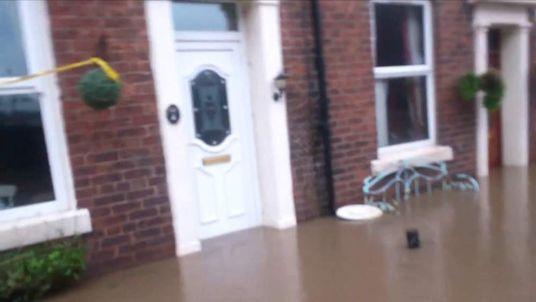 Harry Stephenson's home in Billington, Lancashire
