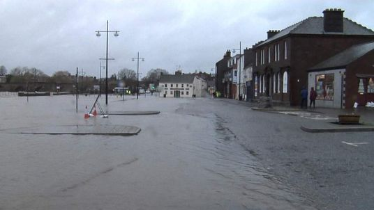 Dumfries Flooding