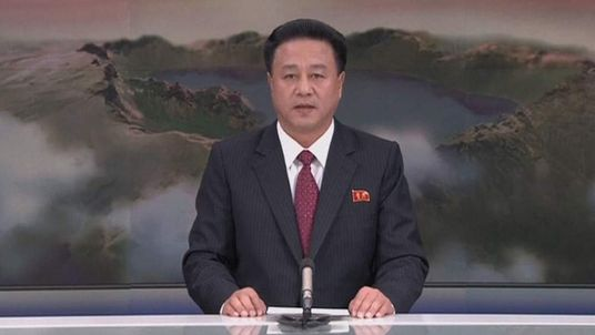 North Korea state TV Announces Hydrogen bomb test