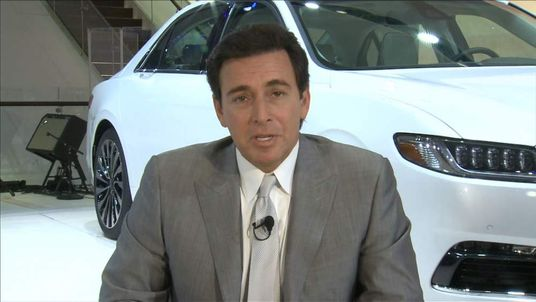Ford boss Mark Fields on Ian King Live