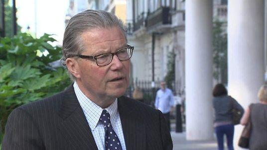 AstraZeneca Chairman Leif Johansson