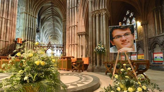 Stephen Sutton vigil