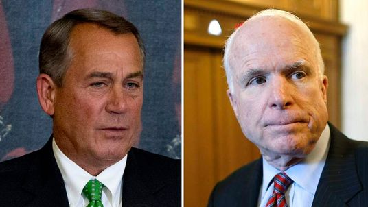 Boehner Hosts Congressional St. Patrick's Day Luncheon For Irish PM