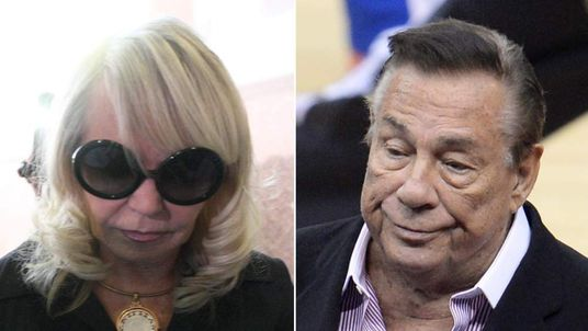 Shelly and Donald Sterling