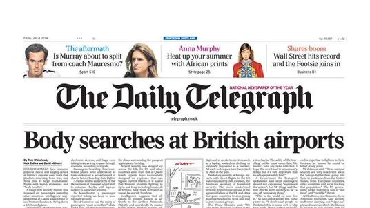 The Daily Telegraph.