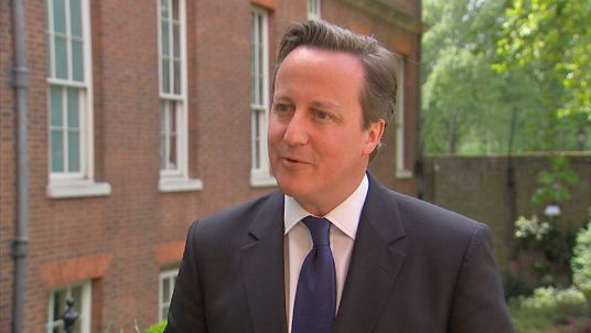 David Cameron pays tribute to Stephen Sutton