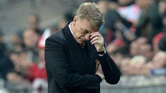David Moyes sacked