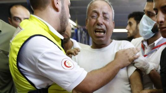 Father mourns son killed in Gaza