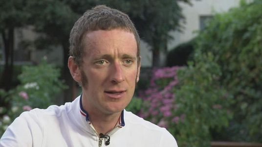 Bradley Wiggins speaks to Sky News