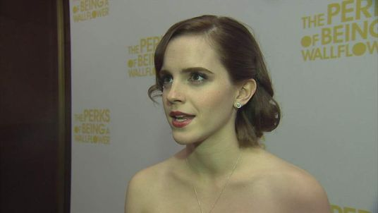 Emma Watson talks about The Perks Of Being A Wallflower